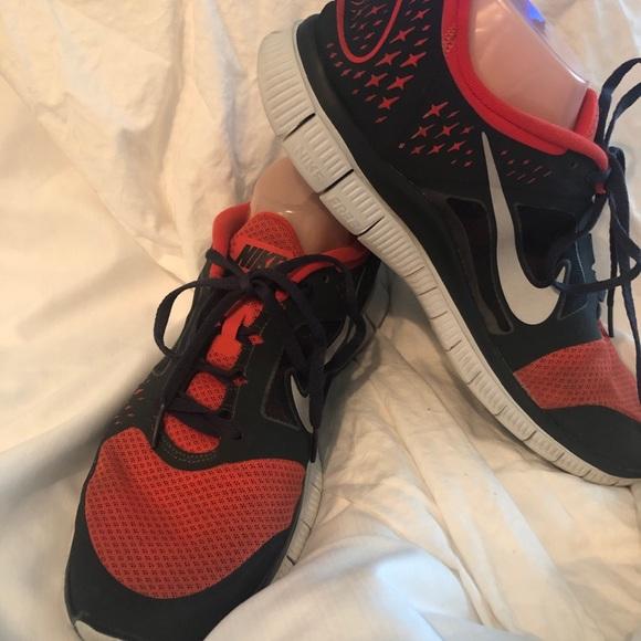 reputable site 3f8e7 02c74 Nike Free 5.0 Men's Running Shoe 11 US